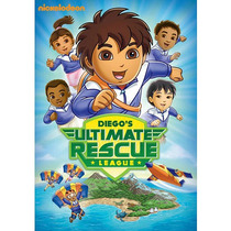 Vaya Diego Go: Diego De Ultimate Rescue League Dvd