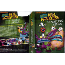 Aaahh Real Monster Coleccion Completa Dvd