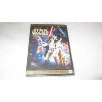 Star Wars Una Nueva Esperanza Edicion Limitada 2 Dvds Nuevo