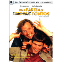 Dvd Una Pareja De Idiotas ( Dumb & Dumber ) 1994 - Peter Far