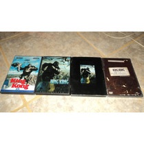 Dvd King Kong Coleccion