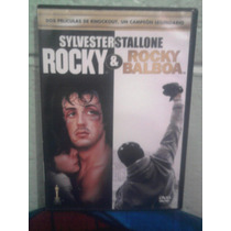 Dvd Rocky Balboa 1 Y Remake Drama Suspenso Box Lucha