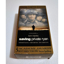 Película Saving Private Ryan Vhs