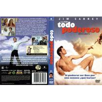 Dvd Comedia Todopoderoso Bruce Almighty Jim Carrey Tampico