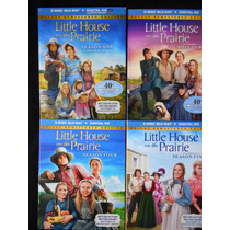 Los Pioneros Little House On The Praire Tem 1 2 3 4 5 Bluray