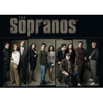 Los Soprano Completa Dvd