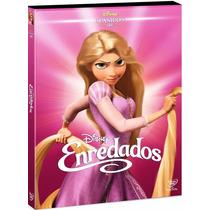 Enredados Tangled Clasicos De Disney , Pelicula En Dvd