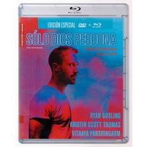 Solo Dios Perdona Only God Forgives Pelicula Blu-ray + Dvd