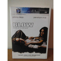 Pelicula Blow Johnny Depp - Penélope Cruz By Ted Demme Movie