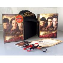 Crepusculo La Saga Luna Nueva Caja Coleccion Pelicula Dvd