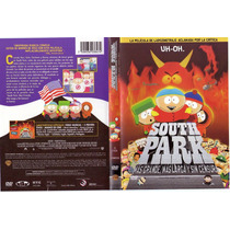 Dvd South Park Mas Grande, Mas Larga Y Sin Sensura Tampico