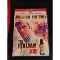 Pelicula The Italian Job 1969 Movie Import - Michael Caine