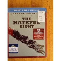 The Hateful Eight Blu Ray Steelbook Best Buy Exclusivo