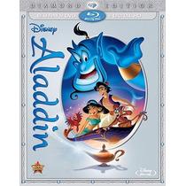 Aladdin Película Edición Diamante Blu-ray + Dvd + Digital Hd