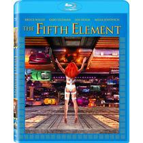 El Quinto Elemento - Bluray Importado Remasterizado 4k Usa