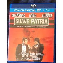 Suave Patria Película Mexicana Dvd Bluray Uribe Dictadura