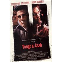 Tango Y Cash Pelicula Seminueva Original Dvd Excelente Estad