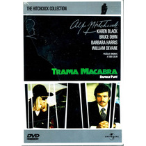 Dvd Trama Macabra ( Family Plot ) 1976 - Alfred Hitchcock