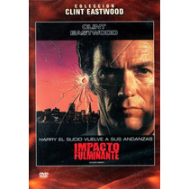 Dvd Impacto Fulminante (sudden Impact) 1983 - Clint Eastwood