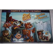 Paquete Don Gato Y Su Pandilla. Serie Animada Y Pelicula