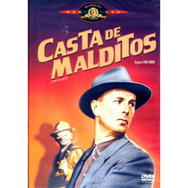 Dvd Casta De Malditos ( The Killing ) 1956 - Stanley Kubrick