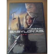 Babylon A.d Import Dvd Usa Movie - Vin Diesel Michelle Yeoh