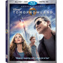 Tomorrowland - Bluray + Dvd Importado Usa George Clooney