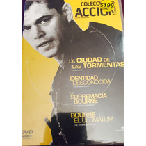 Colección Ultimatum Bourne. La Supremacia, Identidad Descono