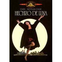 Moonstruck Dvd Hechizo De Luna - Cher & Nicolas Cage