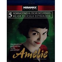 Amelie. Blu-ray Nuevo