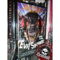 Dvd Evil Spawn Engendro Satanico Horror Terror Gore Español