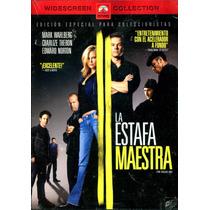 Dvd La Estafa Maestra ( The Italian Job ) 2003 - F Gary Gray