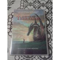 Estudio Ghibli Cuentos De Terramar Dvd Original Español
