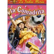 Dvd Clasico Mexicano La India Maria En La Comadrita Tampico