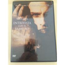 Dvd Varios - Entrevista Con El Vampiro
