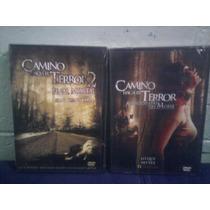 Dvd Lote Camino Hacía El Terror 2 Y 3 Canibales Mutantes