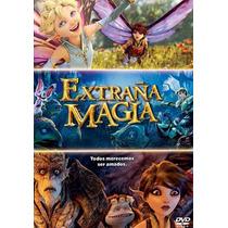 Extraña Magia Strange Magic , Pelicula En Dvd
