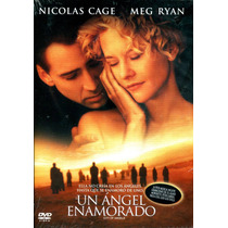 Dvd Un Angel Enamorado ( City Of Angels ) 1998 - Brad Silber
