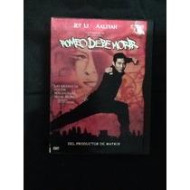 Película Dvd Romeo Debe Morir