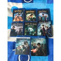 Harry Potter Coleccion Todas Las Peliculas Remate Bluray