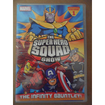 The Super Hero Squad Show Infinity Gauntlet Volume 1 Marvel