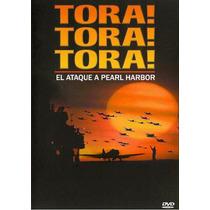 Tora Tora Tora El Ataque A Pearl Harbor Pelicula En Dvd