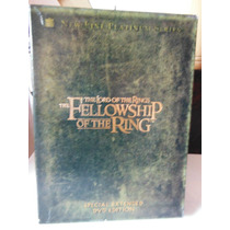 Lord Of The Rings Fellowship Of The Ring Box Set Platinium