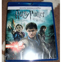 Harry Potter Y Las Reliquias De La Muerte Parte 2 - Bluray