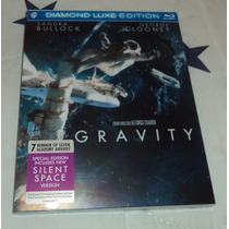 Gravity - Gravedad - Bluray Diamond Luxe Edition Usa