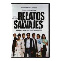 Relatos Salvajes , Pelicula En Dvd
