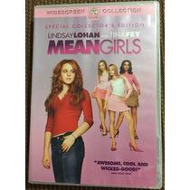 Lindsay Lohan Tina Fey Mean Girls Chicas Pesadas Dvd R 1
