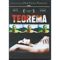 Teorema Cine De Arte Pier Paolo Pasolini