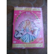 Barbie Dvd Princesa De La Isla