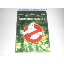Los Cazafantasmas 1 Y 2 The Ghostbusters